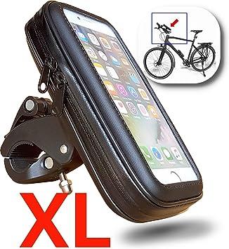 WESTIC FT-18XL Soporte para teléfono de bicicleta o Motocicleta ...