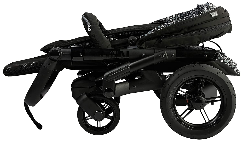Concord Neo Mobility Set, diseño de círculos, color negro: Amazon.es: Bebé