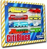 CitiBlocs Citi Cars Set