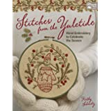 Stitches from the Yuletide: Hand Embroidery to...