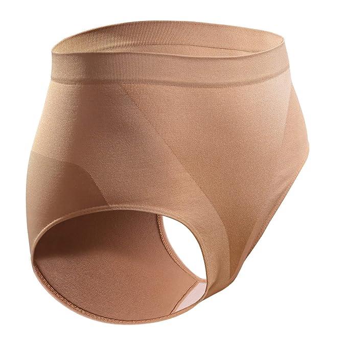 a978f2d2406 Sesto Senso® Ropa Interior Moldeadora para Mujer Sin Costura 1 o 3 Pack  Fajas Reductoras