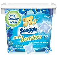 Snuggle 56 Count Laundry Scent Boosters Concentrated Scent Pacs