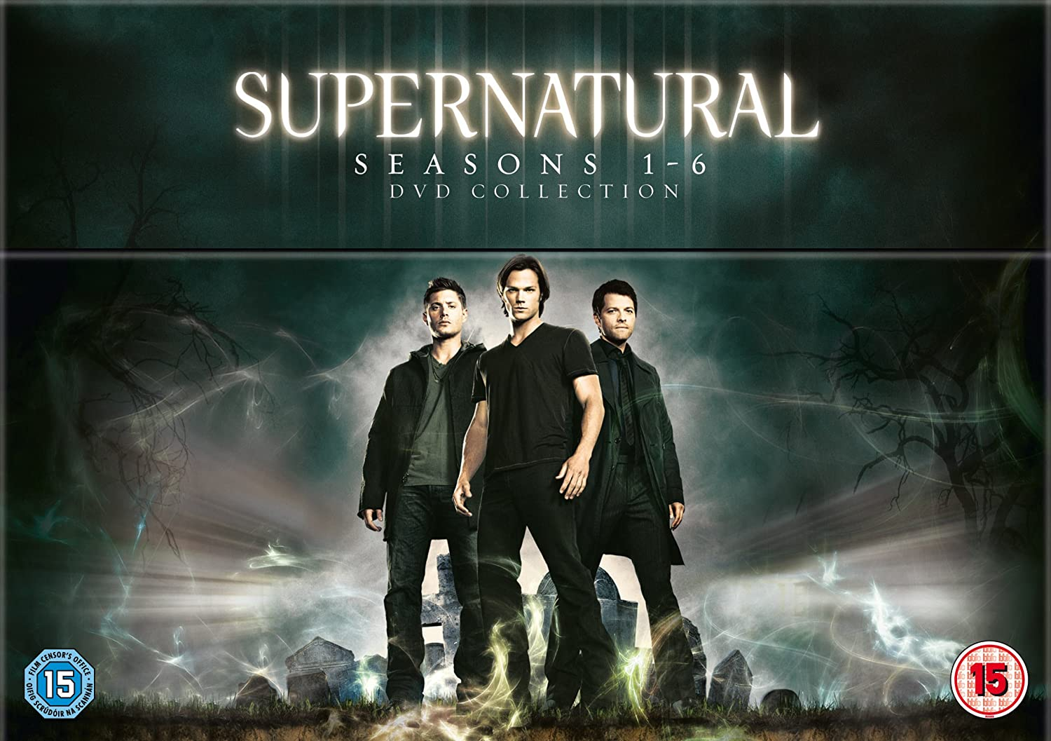 supernatural staffel 1-6