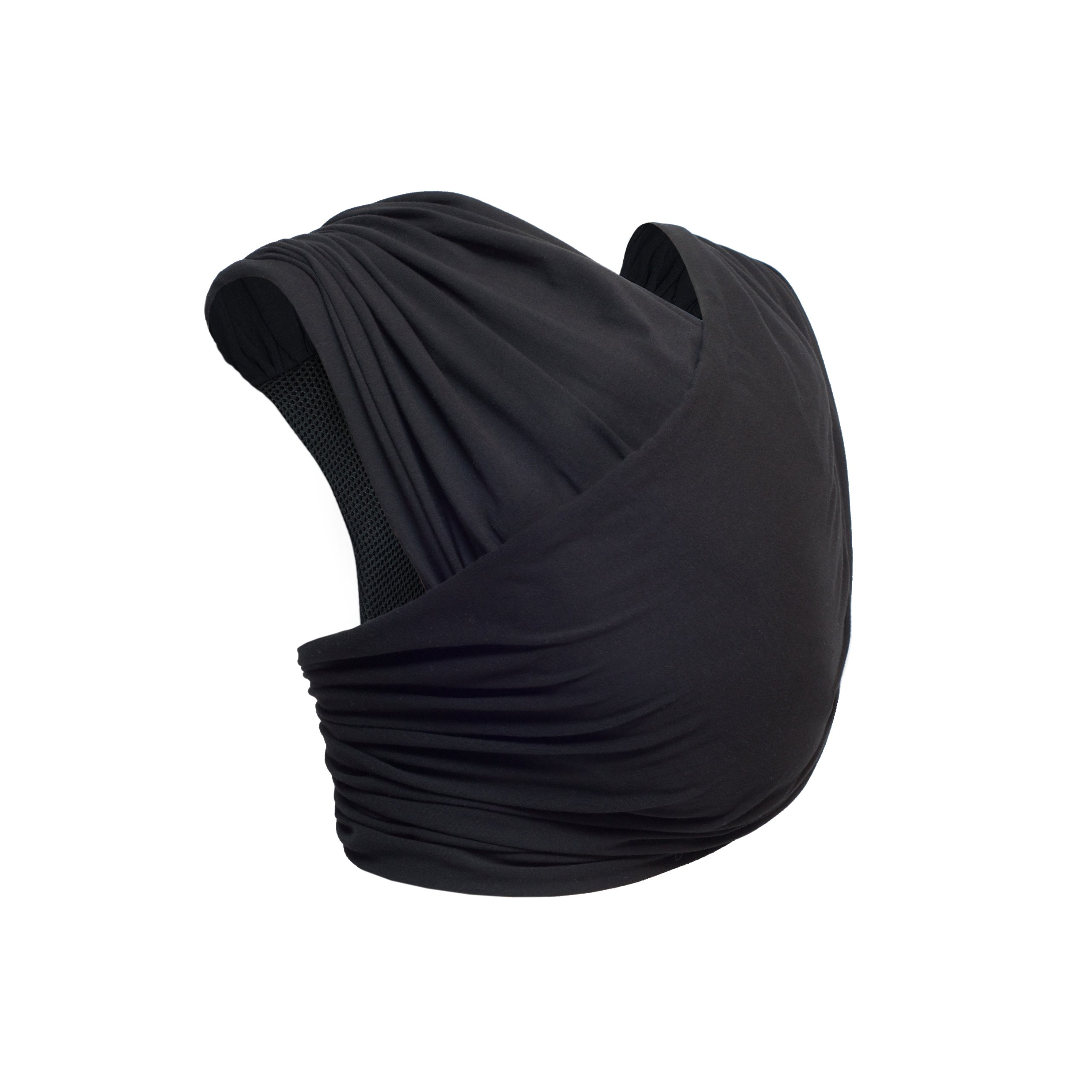 JJ Cole Agility Stretch Carrier, Black, Large