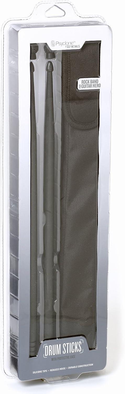 Xbox//Xbox 360 Universal Drum Sticks and Case