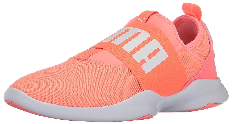 PUMA Women's Dare Wn Sneaker B01MQXQJQI 7.5 M US|Nrgy Peach-puma White