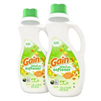 Deals on Gain Botanicals Liquid Fabric Softener 2 Count
