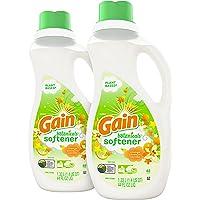 2-Pack Gain Botanicals Liquid Fabric Softener (2 options)