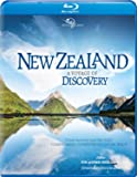 NEW ZEALAND - A VOYAGE OF DISCOVERY | Blu-ray