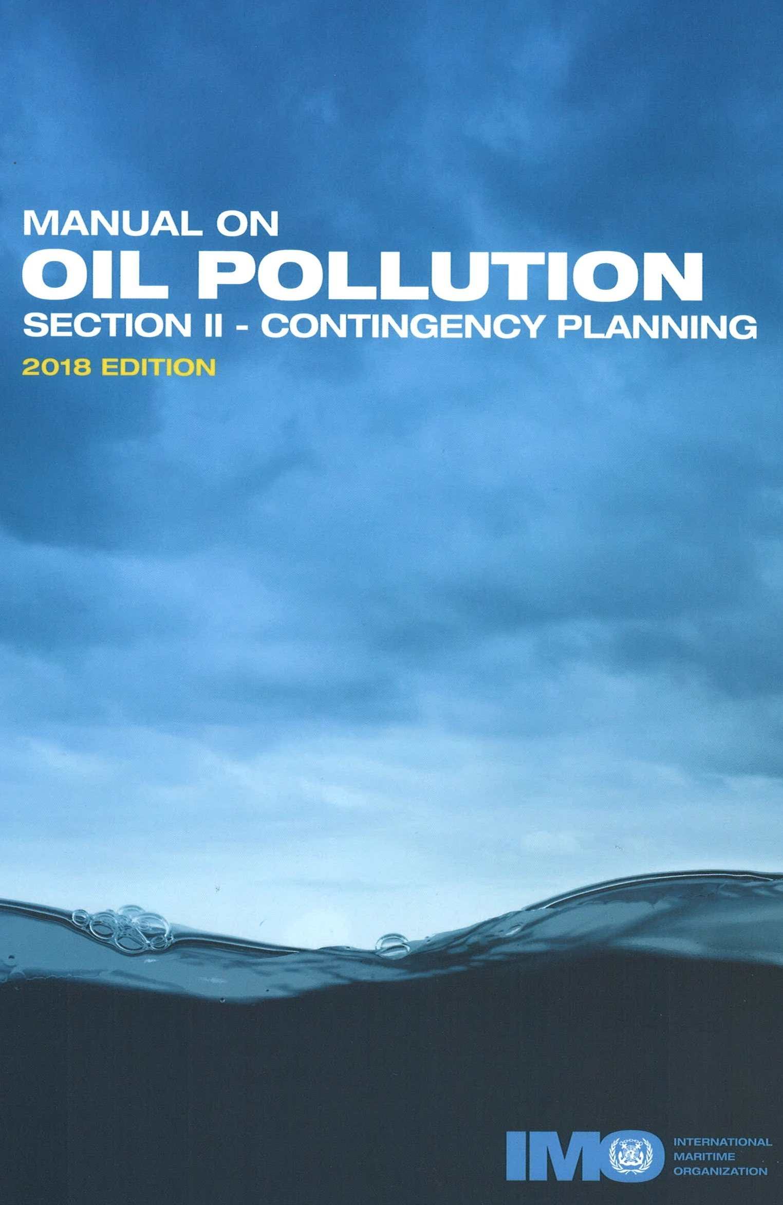 Download Manual on oil pollution: Section II pdf epub
