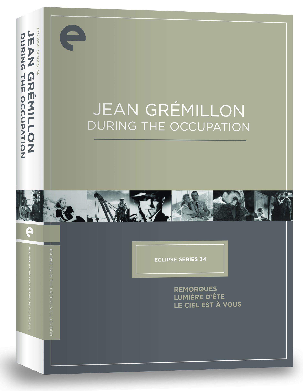 Eclipse Series 34: Jean Gremillon During the Occupation (Remorques, Lumiere d'ete, Le ciel est a vous) (Criterion Collection) by Criterion