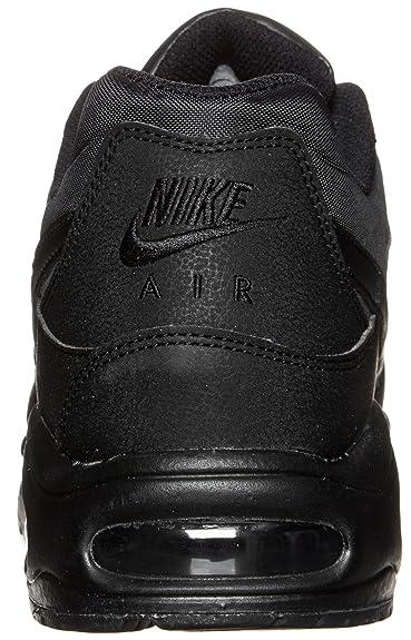 Nike Air Max Command Leder Schwarz Herren 749760 003