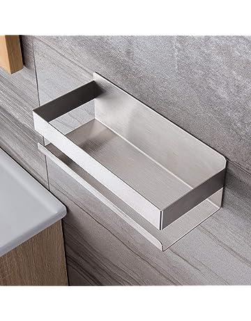 Estanterías para baño | Amazon.es