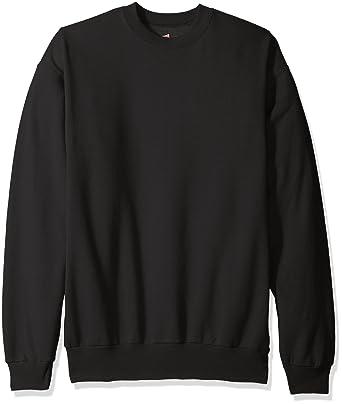 Hanes Men's Ecosmart Fleece Sweatshirt at Amazon Men's Clothing store: