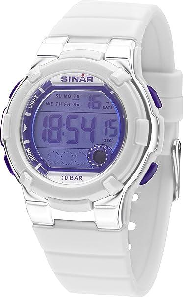 SINAR XF-63-0 - Reloj, Correa de Silicona