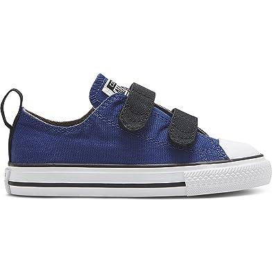 Converse Chuck Taylor All Star 2 V Ox Zapatillas Niños Pequeños, 751719, azul, 20: Amazon.es: Deportes y aire libre
