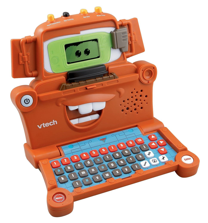 Amazon VTech Disney s Cars Mater s Spy Mission Laptop