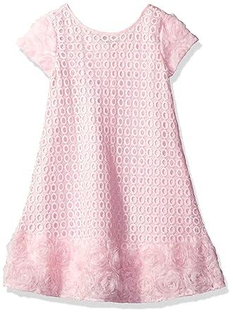 6451d93c5b Amazon.com: Little Angels Girls' Lace Chiffon A-line Dress: Clothing