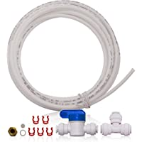 APEC Water Systems ICEMAKER-KIT-1-4-RO APEC Water Icemaker Kit for Reverse Osmosis Systems and Water Filters