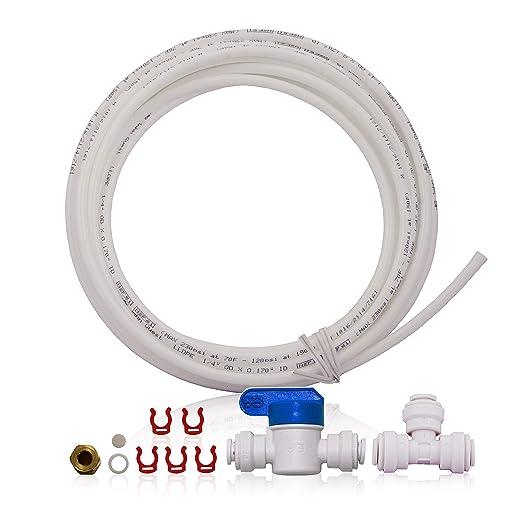 APEC agua sistemas icemaker-kit-ro-1 - 4 hielo eléctrica Kit ...