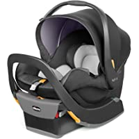 Chicco KeyFit 35 Infant Car Seat - Iris, Easy-Extend Headrest System