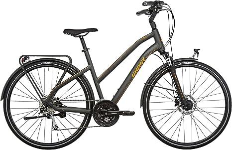 Ghost Square Trekking 5 Miss - Bicicletas trekking Mujer - naranja ...
