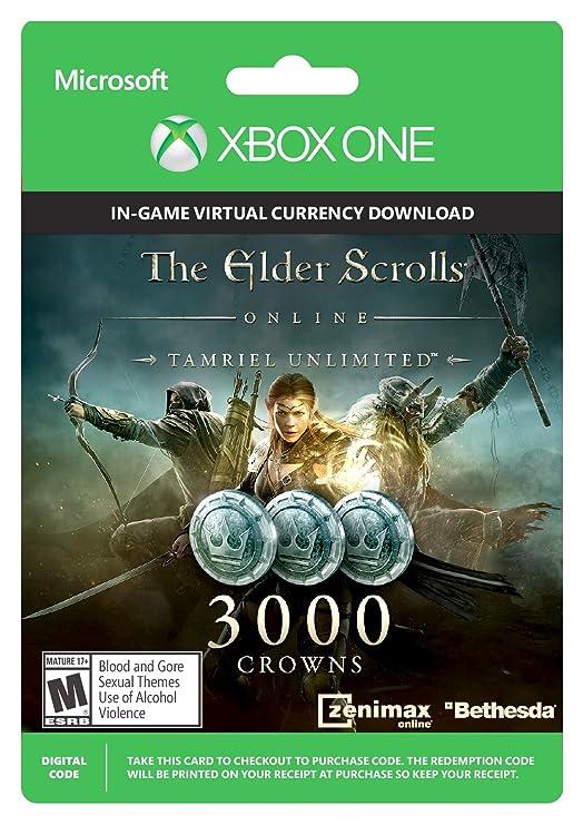 The Elder Scrolls Online Tamriel Unlimited (PS4): Amazon co uk: PC