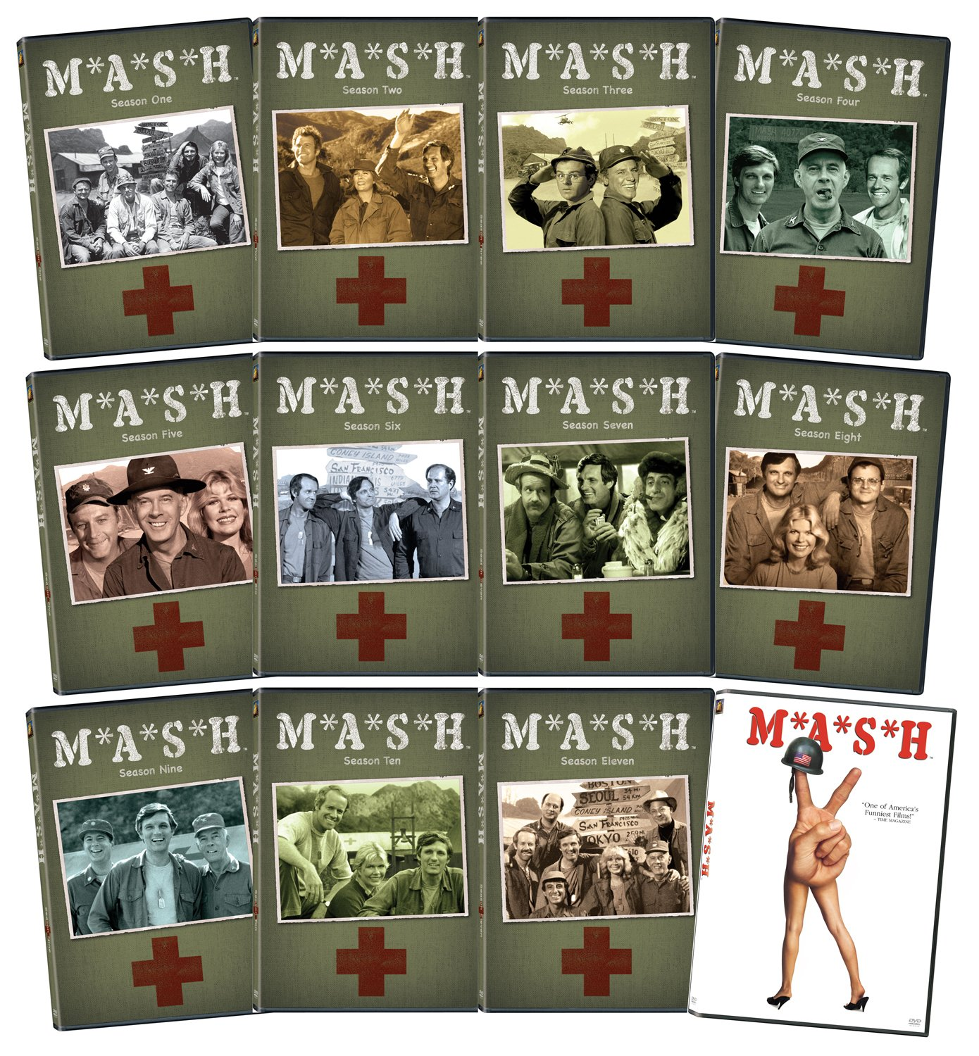 M*A*S*H: The Complete Series + Movie by 20th Century Fox