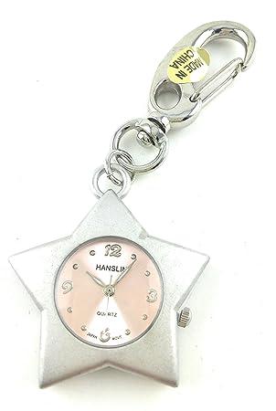 Surtidos Formas reloj llavero con llave tapa: Amazon.es ...