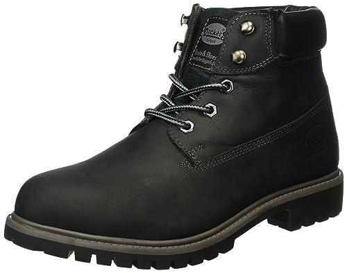 Adulto Gerli 43 Zapatos EU Negro Amazon 35FN699 Botines 400100 y Dockers es complementos by Unisex 75xwT8qYq