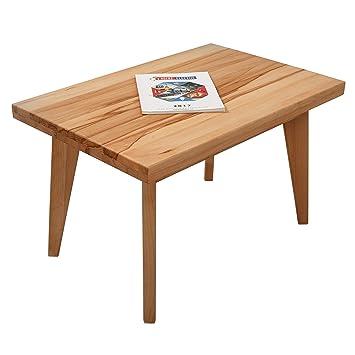 Krok Wood Hans Couchtische Buche (75 x 50 x 45 cm): Amazon.de: Küche ...