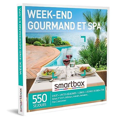 Smartbox Coffret Cadeau Noël Couple Idée Cadeau Original