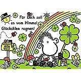Ravensburger 19151 - sheepworld: Glücksklee - 1000 Teile Puzzle