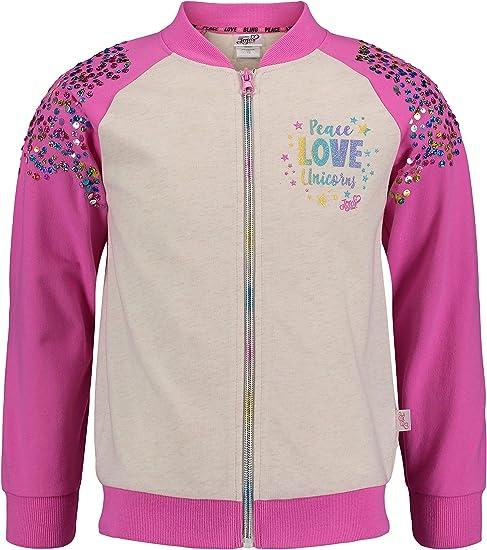 Girls JoJo Siwa Lighweight Bomber Jacket Pink