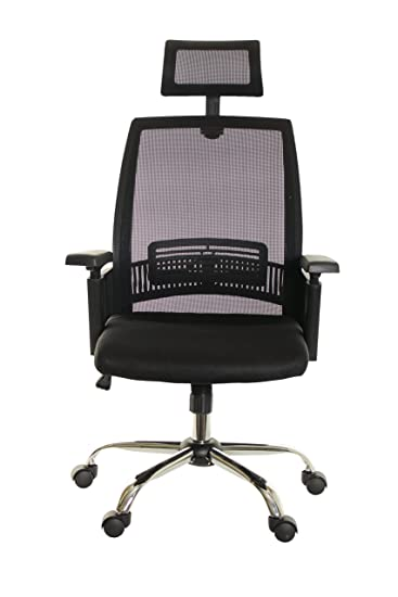 Amazon.com: TimeOffice Modern High Back Task Office Mesh Chair With ...