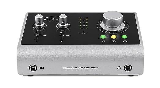 2 opinioni per AUDIENT ID14–Interfaccia audio USB ad alte prestazioni