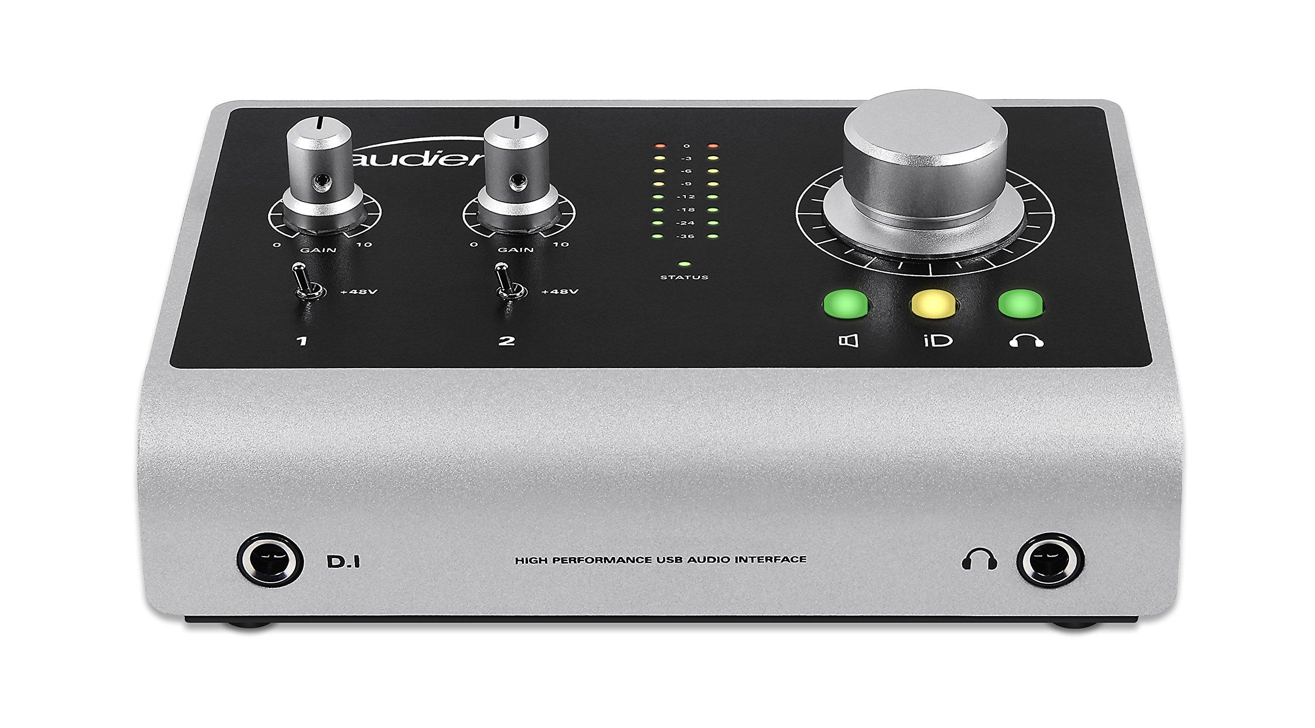 Audient iD14: interfaz de audio USB de alto rendimiento