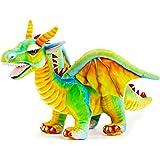 VIAHART Drevnar The Dragon | 24 Inch Stuffed Animal Plush | by Tiger Tale Toys