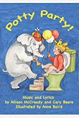Potty Party (Little Big Books Collection Book 1) Kindle Edition