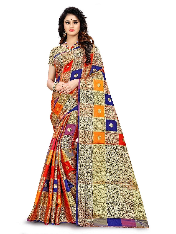 Top 3 Best Banarasi Silk Saree in India