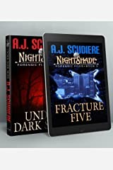 The NightShade Forensic Files: Under Dark Skies & Fracture Five: Book Set 1-2 Kindle Edition