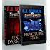 The NightShade Forensic Files: Under Dark Skies & Fracture Five: Book Set 1-2