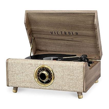 Amazon.com: Victrola 4 en 1 Highland - Reproductor de música ...