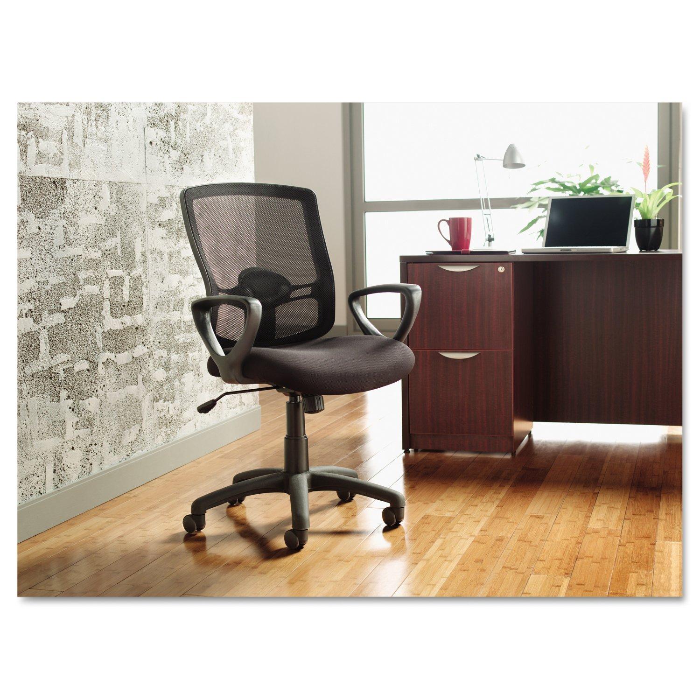 Amazon Alera Etros Series Mesh Mid Back Swivel Tilt Chair