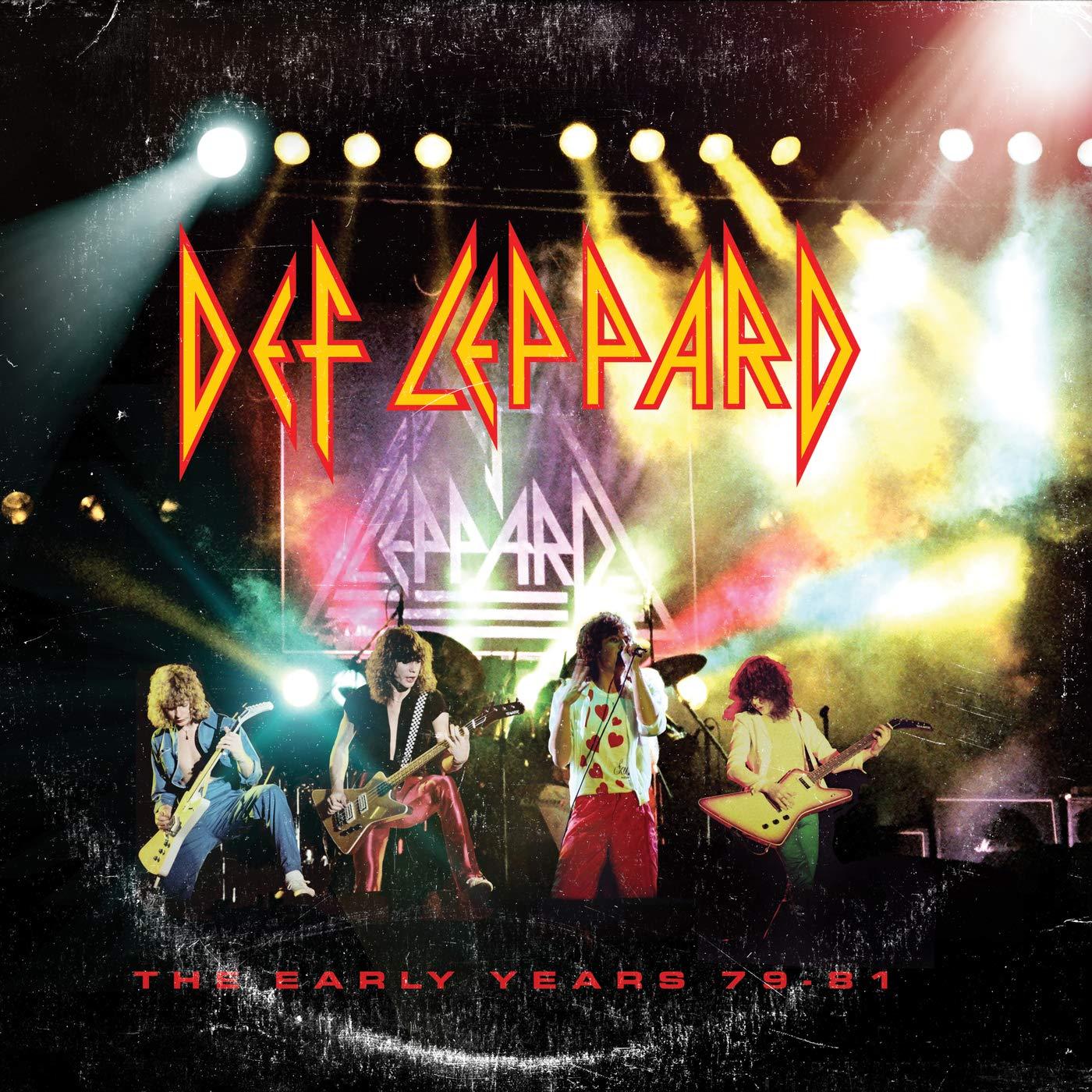 The Early Years: Def Leppard: Amazon.es: Música