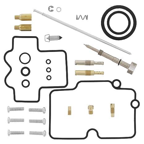Amazon com: 07 HONDA CRF250R: Pro X Carburetor Rebuild Kit