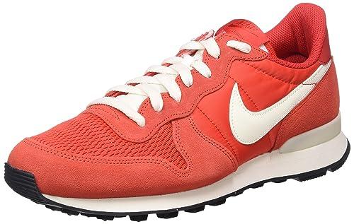 Nike Internationalist, Zapatillas de Deporte para Hombre, Rojo, 38.5 EU: Amazon.es: Zapatos y complementos
