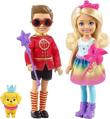 Amazon.com: Barbie Dreamtopia Dolls: Toys \u0026 Games