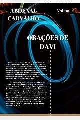Orações De Davi Volume Ii (Portuguese Edition) Kindle Edition
