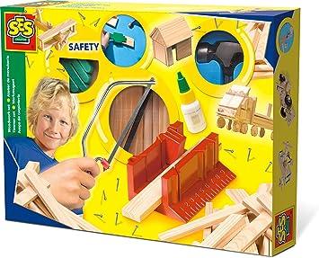 Creative Work Toys Child Activities  Woodwork Set